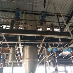 Stainless Steel Khoya Continuous Evaporator, for Industrial, Automation Grade: Automatic