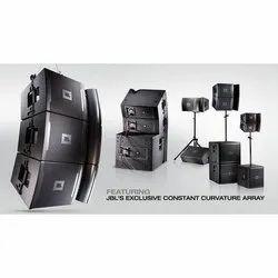 2.1 JBL Line array Speaker System