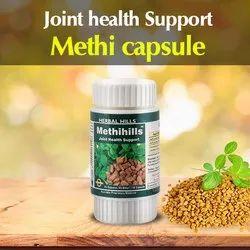 Ayurvedic Joint Pain Relief Capsule - Womens Health Capsule - Methi 60 Capsule Fenugreek