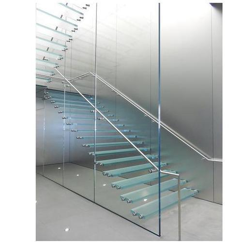 SS Glass Railing - Aluminum Glass Railing Manufacturer from Mumbai