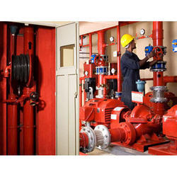 Fire Fighting System AMC Services