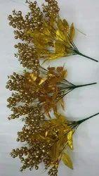 Artificial Flower Golden