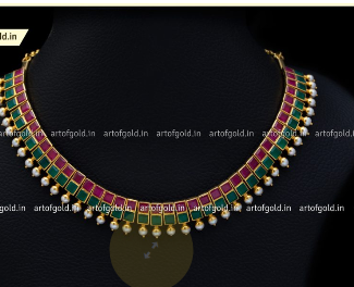 Art Of Gold Jewellery Designs