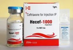 Ceftriaxone 1000 mg Injection