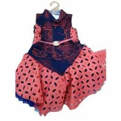 Pihu Party Wear Baby Dress, Age Group: 6 months-18 months