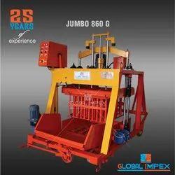 Jumbo 860 G Block Making Machine