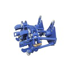 Manual Internal Line Up Clamp