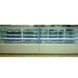 Straight Glass Counter