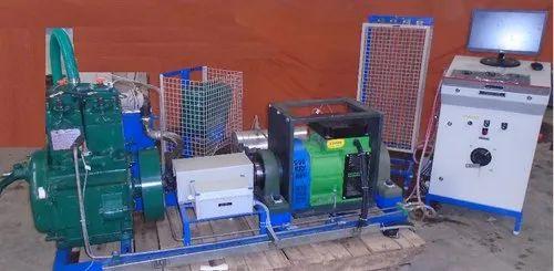 Thermal Engineering Laboratory and Hydraulic Machine