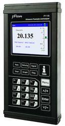 Portable Ultrasonic Flow Meter P118i