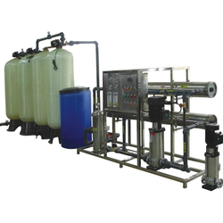 Industrial Water Treatment Plant, Waste Water Treatment