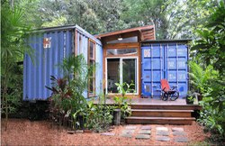Hybrid Container Home
