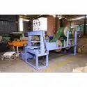 SS Hydraulic Paper Plate Making Machine