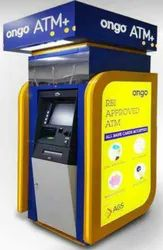 ATM Machine With Cash Depost & Cash Withdraw