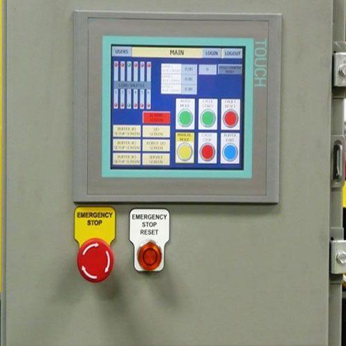 hmi control panel control panel solims pune id 16332201033