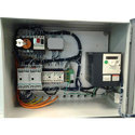 Sheet metal 415 V Electrical Control Panel, IP Rating: IP33, for Motor Control