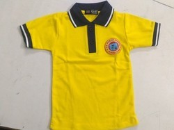 Yellow Uniform T-Shirt