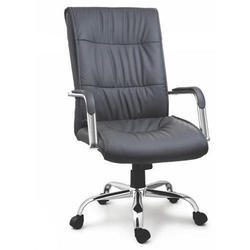 SPS-142 Black Leather Executive Chair