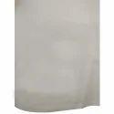 White Bag Making Pocketing Fabric