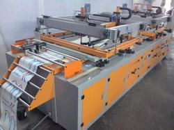 Roll to Roll Stationary Printing Machine