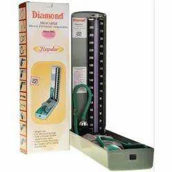 Blood Pressure Apparatus, Packaging Type: Box, 0.01 (pressure)