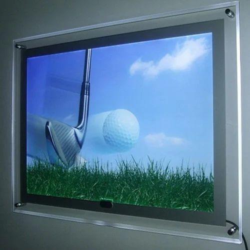 Led Photo Frame, LED Picture Frame, Light Emitting Diode Photo Frame ...