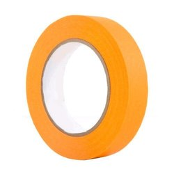yellow Plain Empire Tape, For electical, Packaging Type: Roll