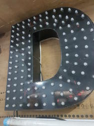 7 Colour Bullet LED Letter