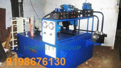 Full-Automatic Hydraulic Power Pack