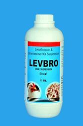 Liquid Levbro Oral Suspension, For Clinical, Packaging Type: Bottle