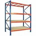 5 Nos Heavy Duty Shelves Industrial, Super Market Storage Rack