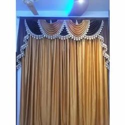 Plain Polyester Curtain, For Home