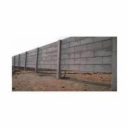 Ready Made Concrete Compound Wall