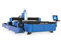 LM3015M Metal Pipe & Sheet Fiber Laser Cutter