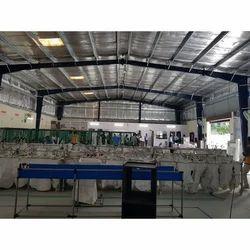Prefab Stainless Steel Pre Engineering Buildings Shed