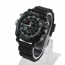 Safetynet 32GB HD 1080P Mini Wristwatch Camera
