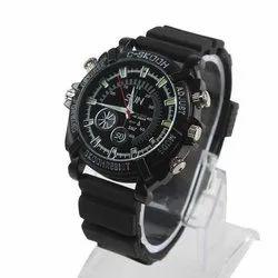 Safetynet 32GB HD 1080P Mini Wristwatch Camera