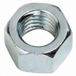 Steel Female Metal Nut, For Industrial, Size: 2-3 Inch