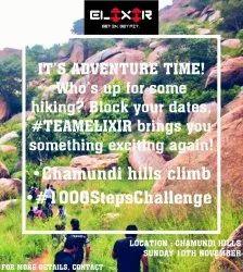 1000 Steps Challenge