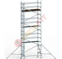 Mobile Aluminum Scaffold Tower For Boilers