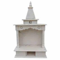 White Handicraft Marble Temple