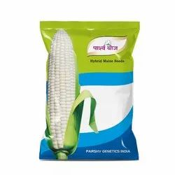 Parshv White 8000 Maize Hybrid Seeds, Packaging Type: Packet, Packaging Size: 1 Kg