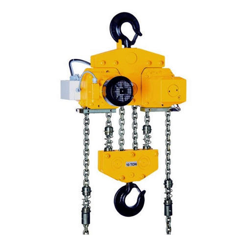 Electric Chain Pulley Block, Construction Goods