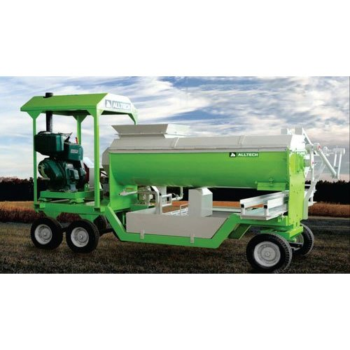Solid Clay Brick: Alltech Solid Clay Brick Making Machine, Automation Grade