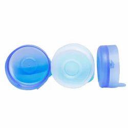Dark Blue And White BT Jar Cap