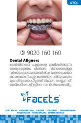 Invisalign/Clear Aligner/Dental Aligner treatment