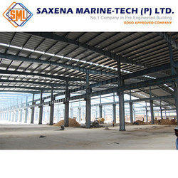 Used Steel Plates, color Coated Coil And GP Coil Pre Engineered Structure