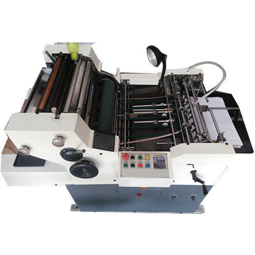 Mohindra Non Woven Printing Machine, Capacity: 275 To 300 sheets/min