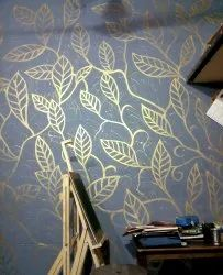 Wall Painting Design, Type Of Property Covered: Residential