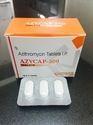 Azithromycin 500mg10x3 Blister
